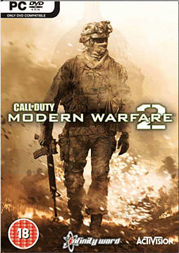 Call of Duty: Modern Warfare 2 PC Games and Downloads Cover Art