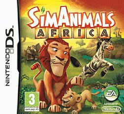 Sim Animals Safari DSi and DS Lite
