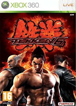 Tekken 6 Xbox 360