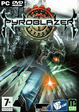 PyroBlazer PC Games and Downloads Cover Art