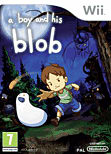 A Boy and His Blob Wii