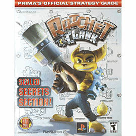 Ratchet & Clank Strategy Guide Strategy Guides and Books