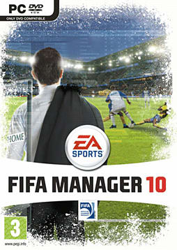 FIFA Manager 10 PC Games and Downloads Cover Art