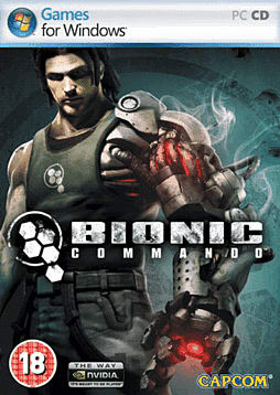 Bionic Commando PC Games and Downloads Cover Art