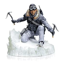 Call of Duty Captain Soap MacTavish Statue Toys and Gadgets