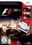 Formula 1 2009 (with F1 Steering Wheel) Wii
