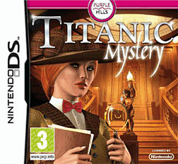 Titanic Mystery DSi and DS Lite
