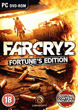 Far Cry 2: Fortune's Edition PC Games and Downloads Cover Art