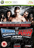 WWE SmackDown vs Raw 2010 (with GAME Exclusive Downloadable Content) Xbox 360