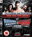 WWE SmackDown vs Raw 2010 (with GAME Exclusive Downloadable Content) PlayStation 3