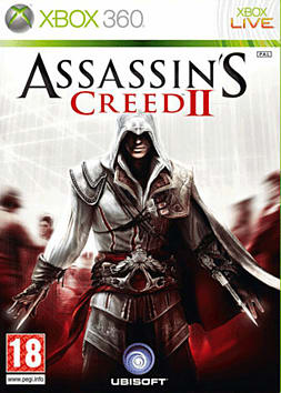 Assassin's Creed II Special Edition Xbox 360 Cover Art