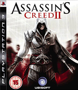 Assassin's Creed II PlayStation 3 Cover Art