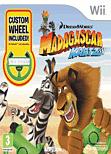 Madagascar: Kartz (with Wheel) Wii