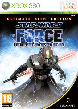 Star Wars: The Force Unleashed Sith Edition Xbox 360
