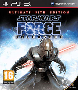 Star Wars: The Force Unleashed Sith Edition PlayStation 3