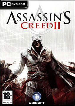 Assassin's Creed II PC Games and Downloads Cover Art