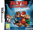 Alvin & The Chipmunks - The Squeakquel DSi and DS Lite