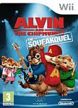 Alvin & The Chipmunks - The Squeakquel Wii