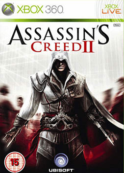 Assassin's Creed II Xbox 360 Cover Art