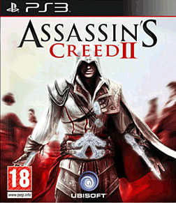 Assassin's Creed II Special Edition PlayStation 3 Cover Art