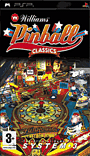 Williams Pinball Classics PSP