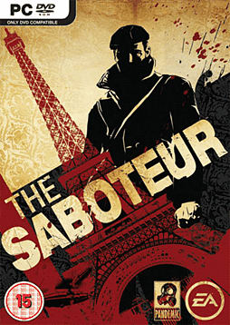 The Saboteur PC Games and Downloads Cover Art