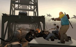 Left 4 Dead 2 screen shot 8