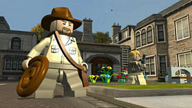 LEGO Indiana Jones 2: The Adventure Continues screen shot 1