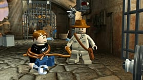 LEGO Indiana Jones 2: The Adventure Continues screen shot 4