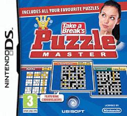 Take a Break's Puzzle Master DSi and DS Lite