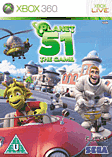Planet 51 Xbox 360