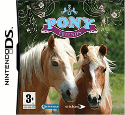 DS Pony Friends DSi and DS Lite
