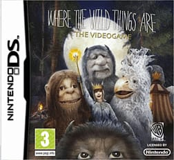 Where the Wild Things Are DSi and DS Lite