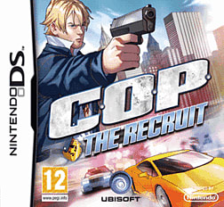 C.O.P: The Recruit DSi and DS Lite Cover Art