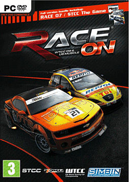Race On! PC Games and Downloads Cover Art