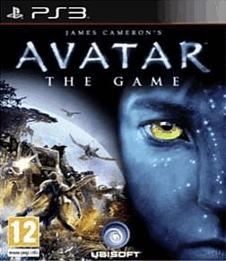 James Cameron's Avatar: The Game PlayStation 3 Cover Art
