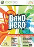 Band Hero (Complete Band Pack) with GAME Exclusive Downloadable Content Xbox 360