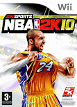 NBA 2K10 Wii