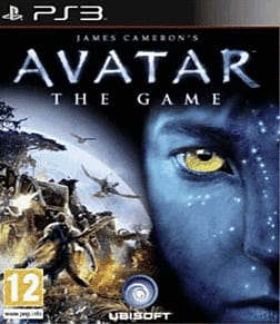 James Cameron's Avatar: The Game Limited Collector's Edition PlayStation 3 Cover Art