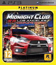 Midnight Club Los Angeles Complete Edition (Platinum) PlayStation 3