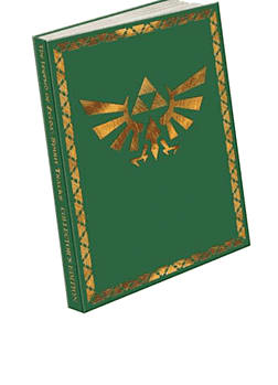 The Legend Of Zelda Strategy Guide Limited Edition Strategy Guides and Books