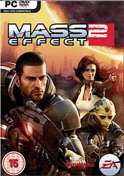Mass Effect 2 PC Games and Downloads Cover Art