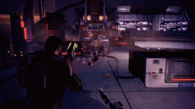 Mass Effect 2 screen shot 2