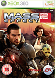 Mass Effect 2 Xbox 360