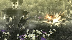 Bayonetta screen shot 3