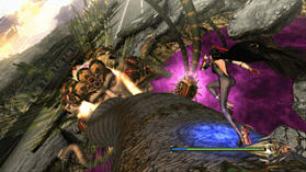 Bayonetta screen shot 5