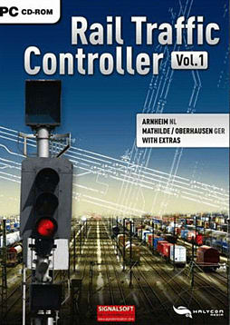 Rail Traffic Controller PC Games and Downloads Cover Art