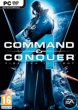 Command & Conquer 4: Tiberian Twilight PC Games and Downloads Cover Art