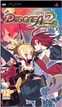 Disgaea 2: Dark Hero Days PSP