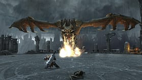 Darksiders screen shot 1